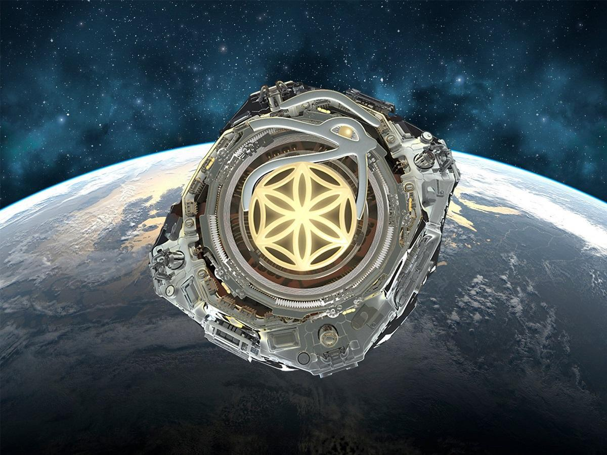 Асгардия - первое космическое государство, гражданином которой может каждый желающий