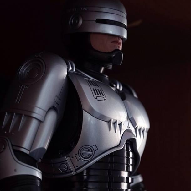 Чем больше фильмов снималось, тем меньше Робокоп был похож на оригинал