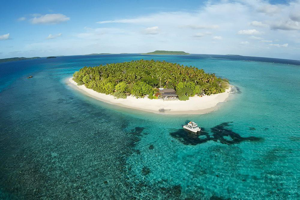 Хитрость тонганского короля позволила сделать суверенную республику Минерва частью островов Тонга