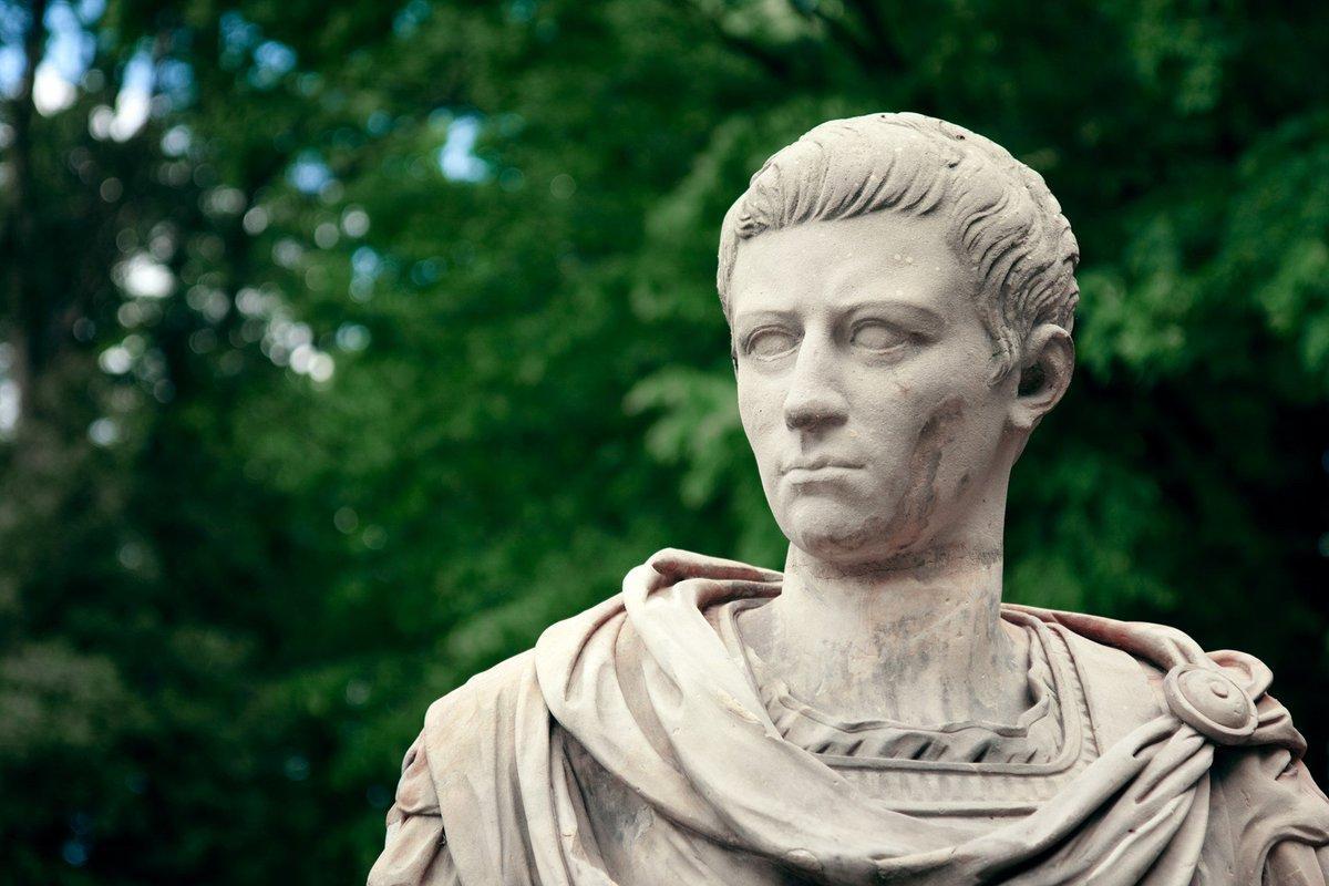 Калигулу считают самым безумным римским императором
