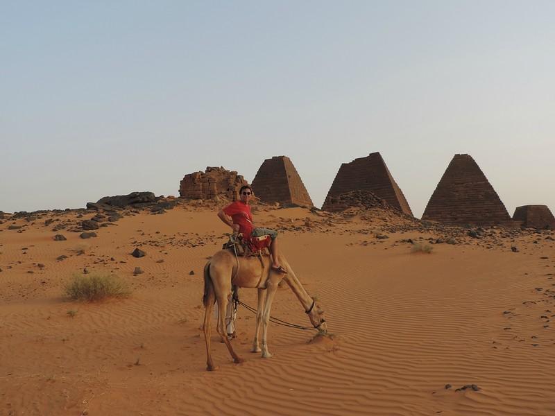 Королевство Северный Сдан располагается на территории между Египтом и Суданов