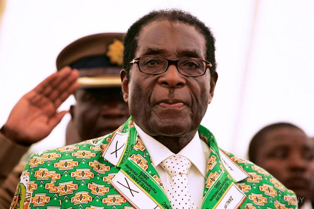 Мугабе был у власти в течение 37 лет