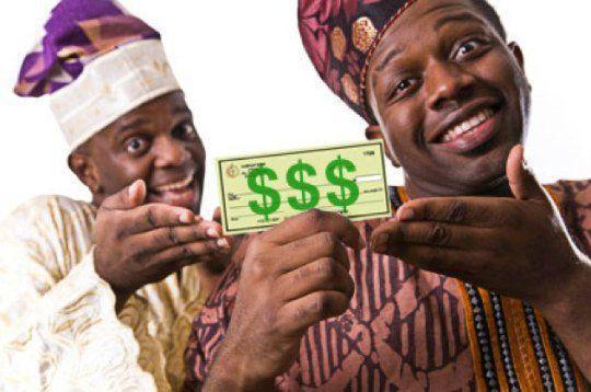 Нигерийские письма - популярная форма мошенничества