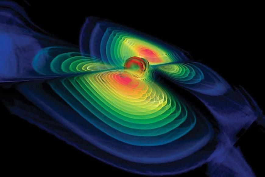 Обнаружение гравитационных волн позволит подтвердить теорию о множественности Вселенных
