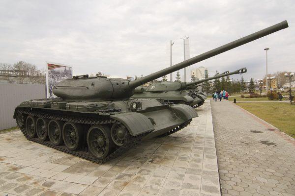 Т-54 стал самым массовым серийным послевоенным танком всей планеты. В многих странах мира его еще используют, а трофейные арабские Т-54 израильтяне переделывают в тяжелые боевые машины пехоты