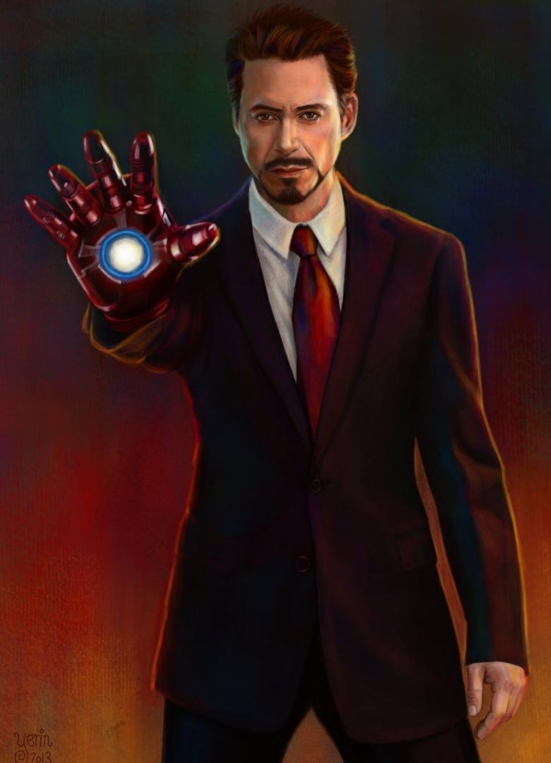Тони Старк - один из самых богатых современных супергероев