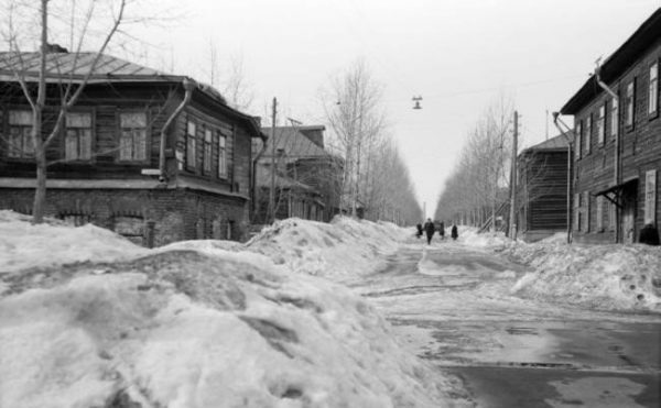 Третья улицы на Марьиной Роще. Именно тут располагался участок, в котором служил Владимир Чванов