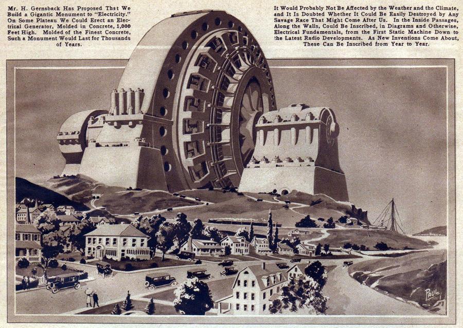 Высота такого монумента составила бы более 300 метров