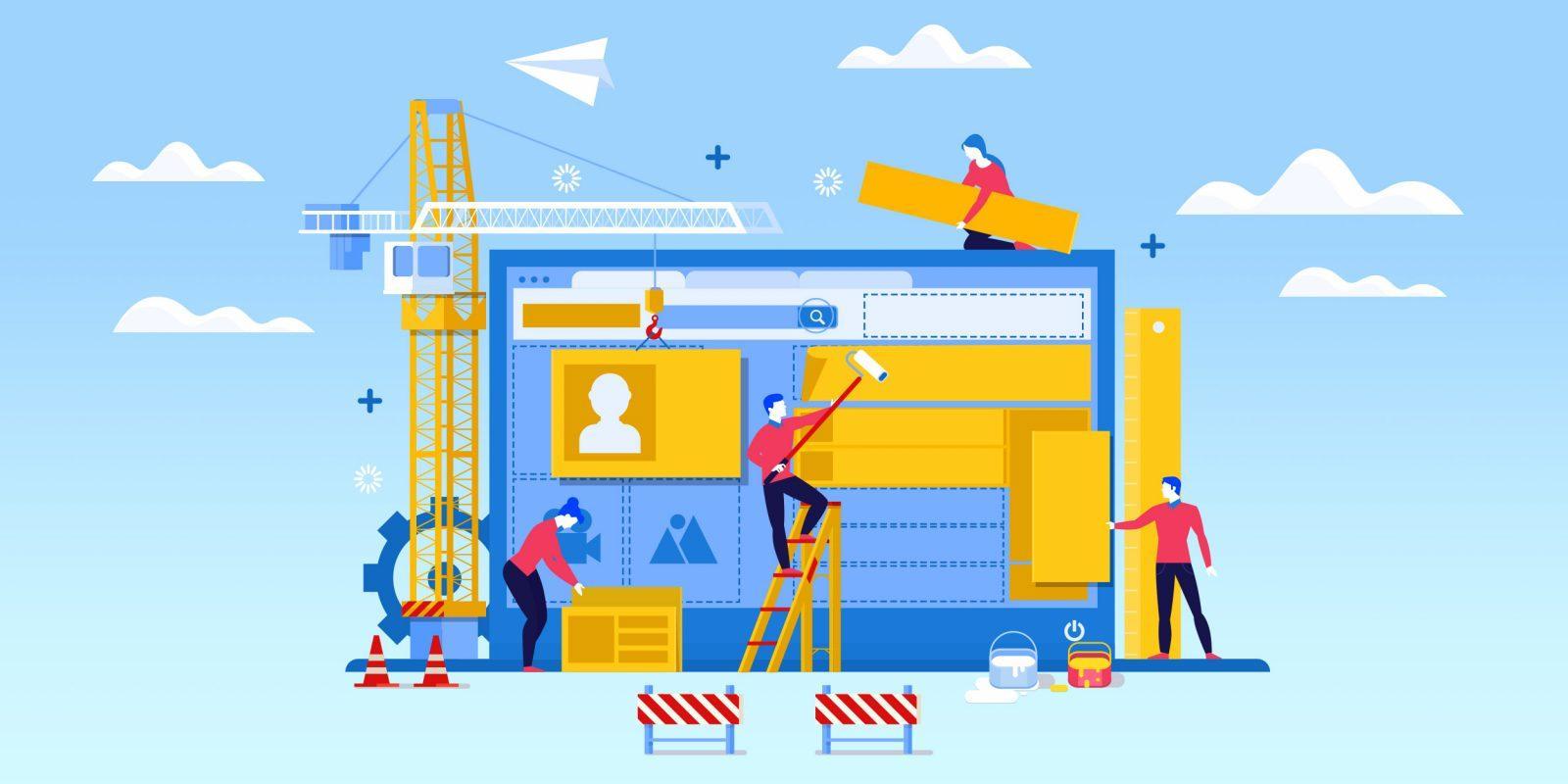 Как создать блог в конструкторе сайтов?
